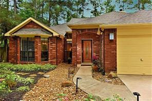 Houston Home at 175 Village Knoll Circle The Woodlands , TX , 77381-4456 For Sale