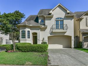 Houston Home at 7626 Bobbitt Lane Houston , TX , 77055-5021 For Sale