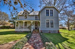 Houston Home at 111 Masonic Street Bellville , TX , 77418-2113 For Sale