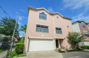 Houston Home at 5810 Darling Street F Houston , TX , 77007-1052 For Sale