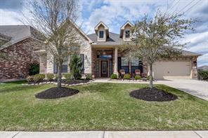 Houston Home at 5111 Redstone Drive Richmond , TX , 77407-4169 For Sale