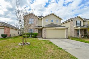 Houston Home at 9106 Blue Cedar Lane Humble , TX , 77338-2808 For Sale