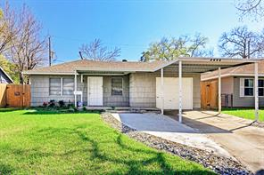 Houston Home at 2606 Roy Circle Houston , TX , 77007-1313 For Sale