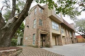 Houston Home at 2633 Peckham Street 1 Houston , TX , 77098-1400 For Sale