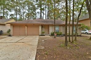 Houston Home at 30 Brookflower Road Spring , TX , 77380-3905 For Sale