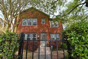 Houston Home at 2501 Hazard Street 1 Houston , TX , 77019-6700 For Sale