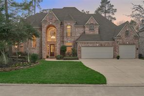 Houston Home at 45 Turtle Rock Court Spring , TX , 77381-4815 For Sale
