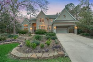 Houston Home at 42 Eagle Terrace The Woodlands , TX , 77381-6318 For Sale