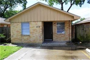 Houston Home at 2112 Thonig Road 2 Houston , TX , 77055-1356 For Sale