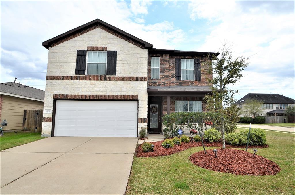 4119 Longmont Hills Lane, Katy, TX 77494