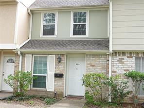 Houston Home at 8102 Amelia Road 404 Houston , TX , 77055 For Sale
