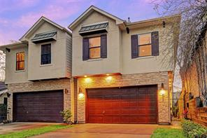 Houston Home at 3504 Chenevert Street A Houston , TX , 77004-4149 For Sale