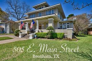 505 e main street, brenham, TX 77833