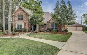 Houston Home at 17503 Pine Brook Trail Cypress , TX , 77429-3485 For Sale
