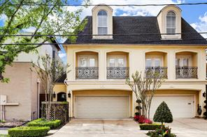 Houston Home at 2122 McDuffie Street Houston , TX , 77019-6524 For Sale