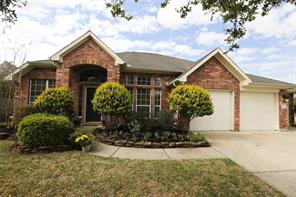 Houston Home at 2902 Silverwood Park Lane Spring , TX , 77386-3060 For Sale