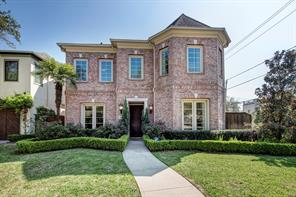 Houston Home at 5817 Fordham Street West University Place , TX , 77005-2415 For Sale