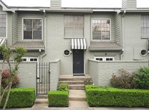 Houston Home at 614 Fargo Street 614 Houston , TX , 77006-2000 For Sale