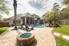 Houston Home at 6 Spindrift Place Spring , TX , 77381 For Sale
