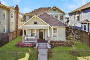Houston Home at 621 Arlington Street Houston , TX , 77007-2621 For Sale
