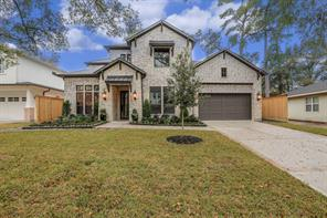 Houston Home at 1627 Richelieu Lane Houston , TX , 77018-1834 For Sale