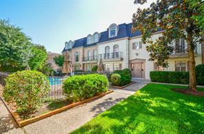 Houston Home at 535 N Post Oak Lane 535 Houston , TX , 77024-4626 For Sale