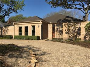Houston Home at 918 Crossroads Drive Houston , TX , 77079-5016 For Sale