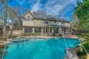 Houston Home at 11 Meadowridge Place The Woodlands , TX , 77381-6276 For Sale