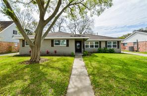 Houston Home at 6235 Dumfries Drive Houston , TX , 77096-4602 For Sale