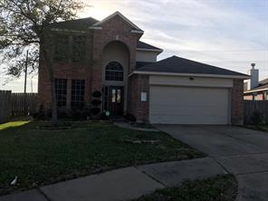 Houston Home at 5803 Ranch Riata Court Katy , TX , 77449-2045 For Sale
