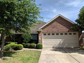 Houston Home at 9518 Water Edge Point Lane Humble , TX , 77396-1906 For Sale