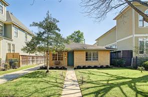 Houston Home at 706 Columbia Street Houston , TX , 77007-1635 For Sale
