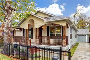 Houston Home at 903 Walton Street Houston , TX , 77009-3713 For Sale