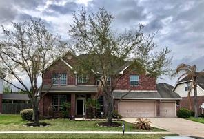 Houston Home at 10007 Autumn Lake Trail Pearland , TX , 77584-3056 For Sale