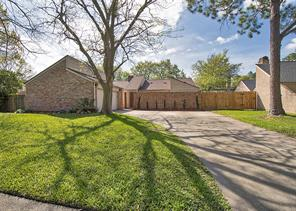 Houston Home at 16306 Locke Haven Drive Houston , TX , 77059-6017 For Sale