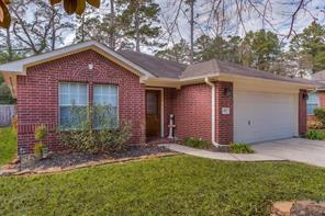 Houston Home at 222 Misty Dawn Drive Conroe , TX , 77385-3657 For Sale