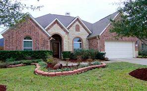 Houston Home at 17419 Fechser Lane Richmond , TX , 77407-2656 For Sale