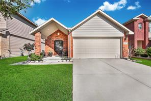 Houston Home at 2707 Puddle Duck Court Humble , TX , 77396-1691 For Sale
