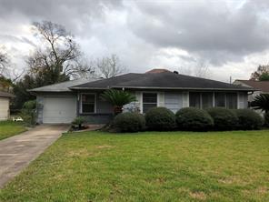 Houston Home at 5547 Aspen Street Houston , TX , 77081-6603 For Sale