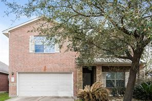 Houston Home at 14702 Country Rose Lane Cypress , TX , 77429-8044 For Sale