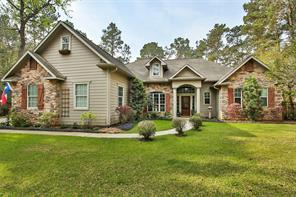 Houston Home at 16803 Mustang Trail Drive Magnolia , TX , 77355-2212 For Sale