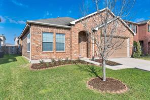 Houston Home at 2823 Mustang Hill Lane Katy , TX , 77449-4833 For Sale
