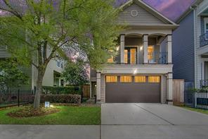 Houston Home at 814 Nicholson Street Houston , TX , 77007-1441 For Sale