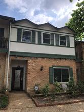 Houston Home at 626 Eldridge Parkway 13 Houston , TX , 77079-4419 For Sale