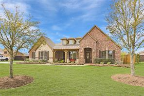 Houston Home at 17903 Fairhaven Falls Drive Cypress , TX , 77433-3581 For Sale