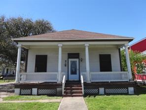 Houston Home at 1327 33rd Street Galveston , TX , 77550-4330 For Sale