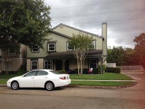 Houston Home at 728 Memorial Mews Street C Houston , TX , 77079 For Sale