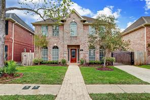 Houston Home at 4332 Lula Street Bellaire , TX , 77401-5222 For Sale