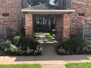 Houston Home at 515 Tallowood Road 22 Houston , TX , 77024-4952 For Sale
