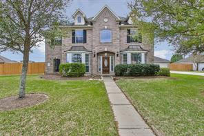 Houston Home at 16707 Hasina Knoll Drive Cypress , TX , 77429-4947 For Sale